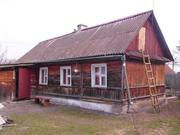 Жилой дом 1959 г.п. Брус / шифер. Общ. - 38, 5 кв.м. r160430