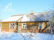 Дом под снос 1955 г.п. Брестский р-н. Брус ошалеван / шифер. r170289