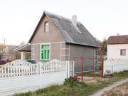 Садовый домик. 1991 г.п. Брестский р-н. Блок / шифер. r170177