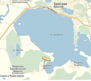 Продам недорого Участок на Браславских озерах под строительство дома