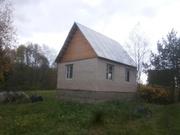 Загородный домик возле озера Должа