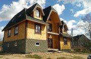 Продается 3-этажный дом-коттеджа в д. Панышевщина,  21 км.от МКАД