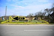 Продается участок 23 сотки,  аг. Заямное,  3 км. г. Столбцы.